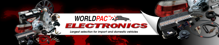 WORLDPAC - Parts & Accessories